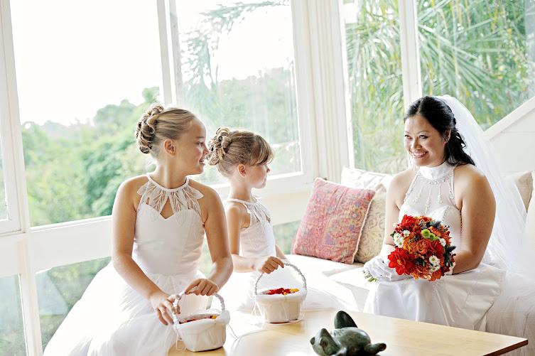 Colourful Wedding Bouquet Sydney