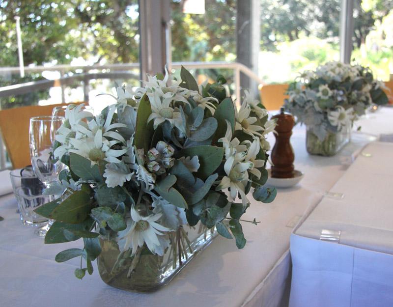 A Wedding Of Australian Native Flowers Butterfly